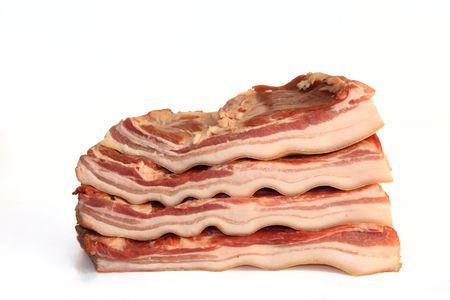 circular muscle: raw pork