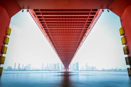 Parrot Island, Yangtze River Bridge