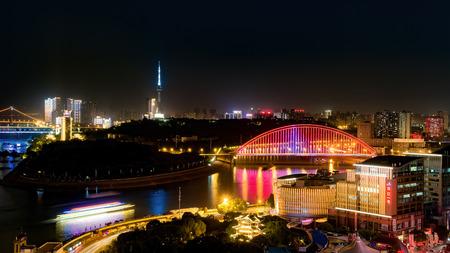 Wuhan Qingchuan Bridge Editorial