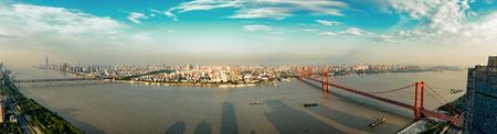 The Yangtze River in Wuhan