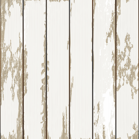 wood backgrounds: The old board painted with paint. Background. The background can be used for web sites, poster and other design. Illustration