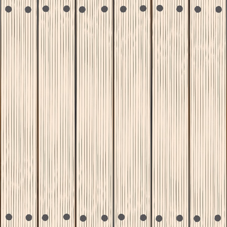 drive nail: Wooden board.