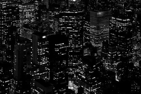 especially: especially the skyscrapers of Manhattan