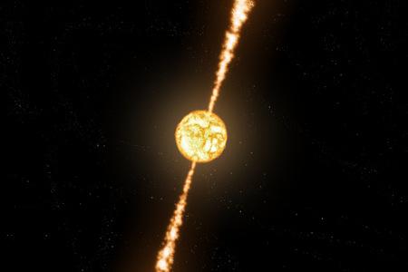 Neutron star photo
