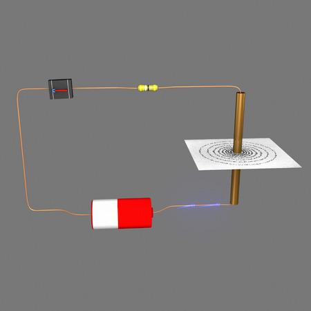closed circuit: Electric Circuit