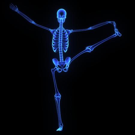 rheumatism: Hip joint