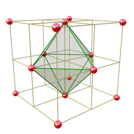 octahedral: Locating Octahedral voids