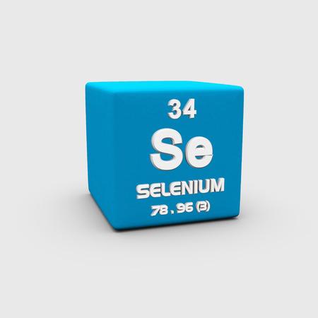 atomic: Atomic Number Selenium
