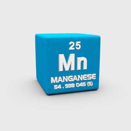 atomic: Atomic Number Manganese