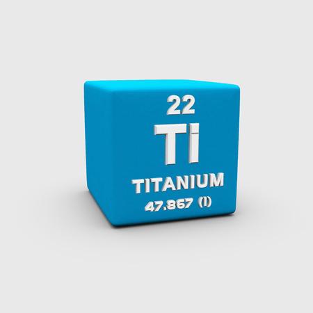 atomic: Atomic Number Titanium