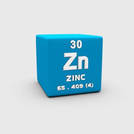 atomic: Atomic Number Zinc