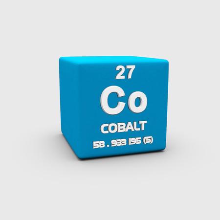 atomic: Atomic Number Cobalt