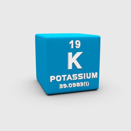atomic: Atomic Number Potassium