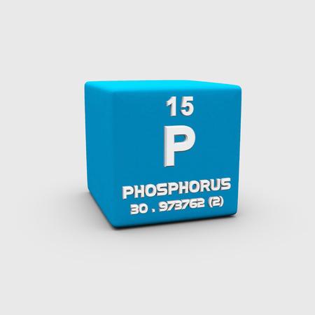 atomic: Atomic Number Phosphorus