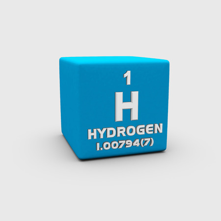 chemical material: Hydrogen