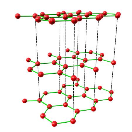 graphite: he structure of graphite