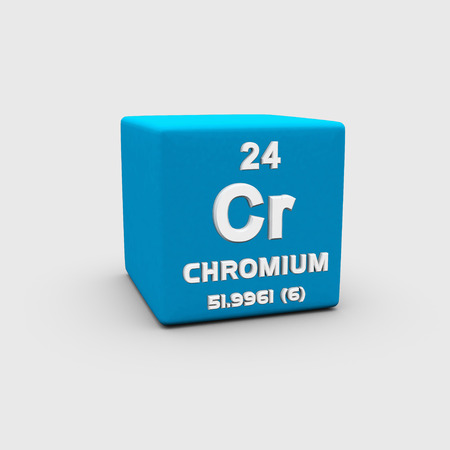 Atomic Number Chromium photo
