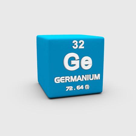 atomic: Atomic Number Germanium