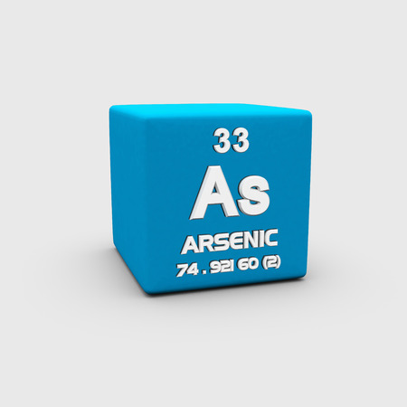 arsenic: Atomic Number Arsenic