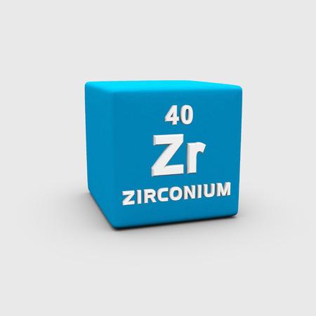 atomic: Atomic Number Zirconium