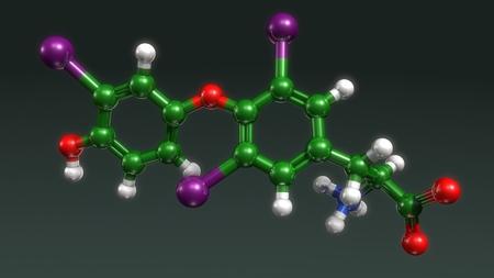 Triiodothyronine aerial