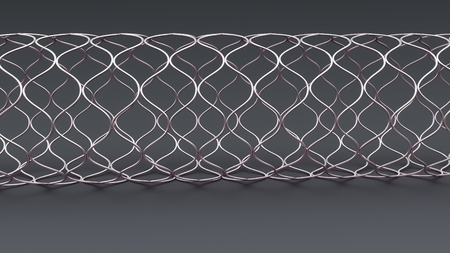Angioplasty Stent front