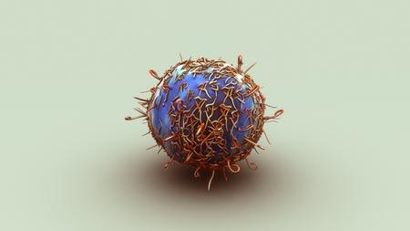 Enterovirus aerial