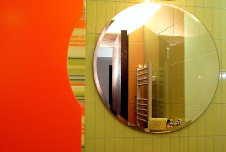 avant garde: Avant Garde Mirror
