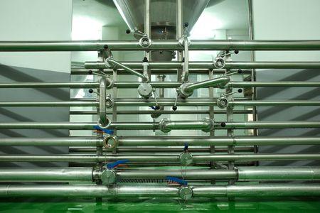 Modern Brewery equipment Stock Photo - 3714097