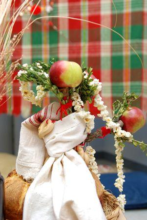 Bulgarian christmas decoration