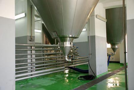 Beer Tanks photo