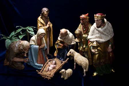 Nativity Stock Photo - 6093316