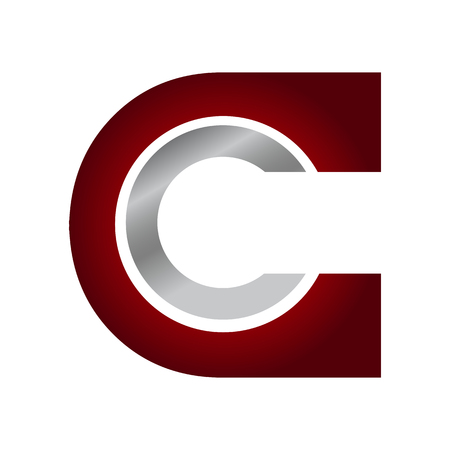 Clever Creative Dots Point Letter C Smart and Idea logo set
