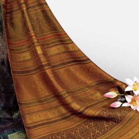 Thai Silk Pattern and Design