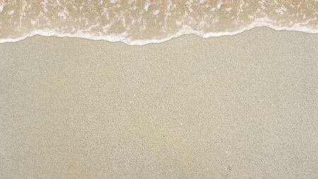 Sand & beach texture background Standard-Bild