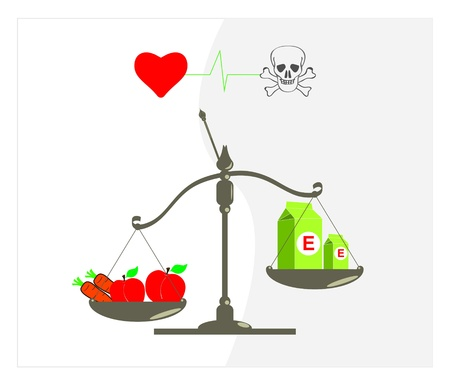 stabilizers: proper nutrition and a healthy lifestyle - your longevity
