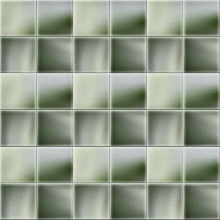 cladding tile: square texture tile cladding for walls or wallpaper Stock Photo