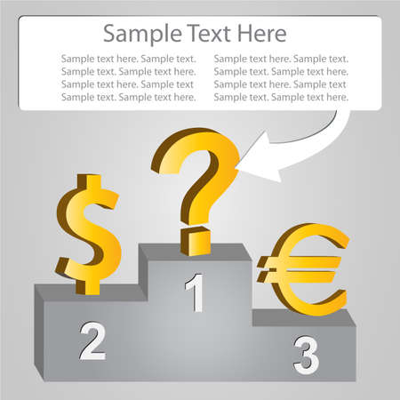 currency exchange: Currency exchange rates dollar-euro