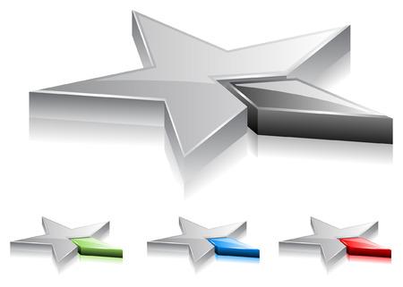 Star stars Illustration