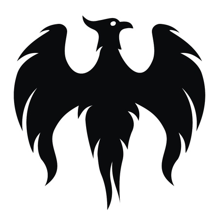 Alas de pájaro de Phoenix