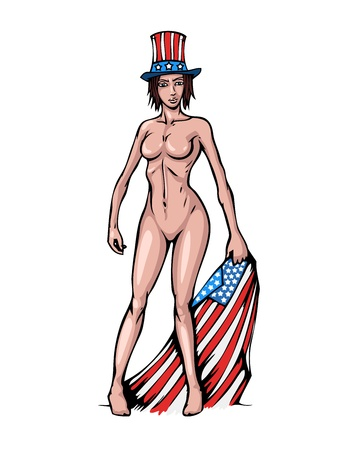 America American Girl