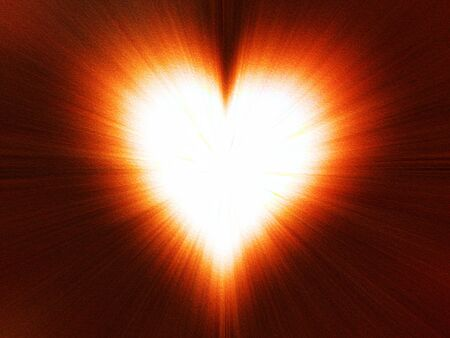 Shine Heart Valentines day