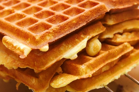 Baking Brussels Waffels Take 3