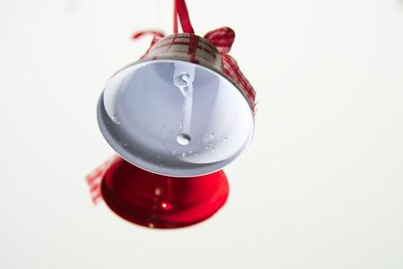 Christmas bells are landing 1 Stock Photo - 11194556