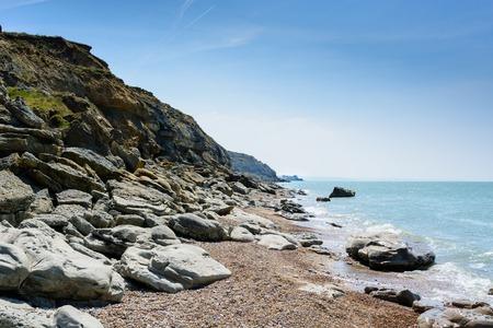 キャップ Gris Nez、Audresselles、コート opale、フランスのビーチ