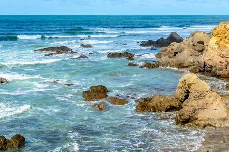 部ヴァンデ、フランス、Jard シュールで大西洋の海岸