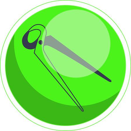 Icon-instrumenten ingesteld