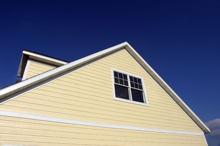 house siding: New Construction Home