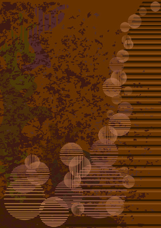 boll: Brown grunge background
