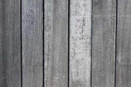 weathered: Old wood plank gray texture background. Closeup
